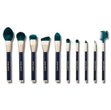 Sonia Kashuk Limited Edition Color Crazed 10 Piece Brush Set Turquoise Makeup