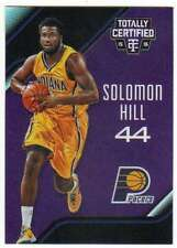 2015-16 Panini Totally Certified Mirror Purple /50 #57 Solomon Hill Pacers