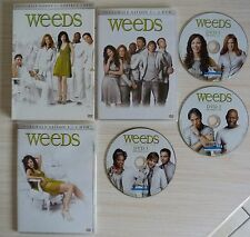 COFFRET 3 DVD INTEGRALE SERIE SERIE WEEDS SAISONS 3