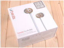 GOLD UrBeats Beats by Dr Dre SE Earphones Earbuds Limited Edition SEALED