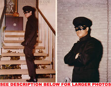 GREEN HORNET BRUCE LEE AT HOME (2) HQ 8x10 UNIQUE PHOTOS      tbr