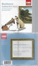 CD--MUTI, PDO, SEIFFERT UND STUDER -- -- SINFONIE 9 --