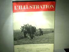 JOURNAL L'ILLUSTRATION 31 05 1941 FRONTS DE GUERRE/ IRAK/ AGRICULTURE EN 1941