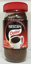 Nescafe Dolca Dark Roast Instant Coffee 6.35 oz