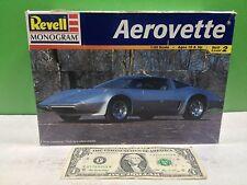 Revell Chevrolet Aerovette #85-7638 1:25 Model Car Kit Skill Level 2 Prototype