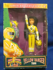 Bandai 1994 Power Rangers for Girls Yellow Ranger Trini Sealed