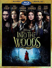 Into the Woods (Blu-ray Disc, 2015