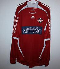 FC Baden 1897 swiss match worn shirt #3 Passerini Adidas signed