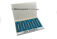 Racetech Motorsport Temperature Test Strip Sticker 160-199c Pack of 10