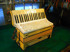 Vintage MOTHER OF PEARL Master Switch BEAUTIFUL 1930'S WURLITZER  ACCORDION