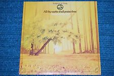SCRIPTURE IN SONG All Thy Works Shall Praise Thee VOL. ONE & TWO 2xLP XIAN