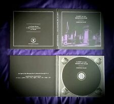 LIGHT OF THE MORNING STAR - Cemetery Glow Digipak MCD