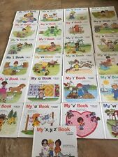 LOT 25 COMPLETE SET MY FIRST STEPS TO READING A-Z LEARN TO READ BELK MONCURE