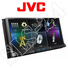 JVC KW-V41BT Doppel 2-DIN Multimedia Autoradio DVD CD USB Bluetooth DIVX Radio