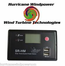 Hurricane Intelligent Solar Charge Controller 10 Amp 12/24 Volt with LCD Screen