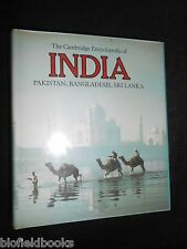Cambridge Encyclopedia of India, Pakistan, Bangladesh, Sri Lanka, Nepal 1989-1st