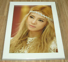 GIRLS' GENERATION Mr.Mr. HYOYEON COLOR FRAME PHOTO POP UP STORE OFFICIAL GOODS