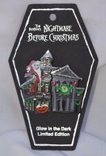 Disneyland HAUNTED MANSION HOLIDAY 2002 Jack Sandy Claws LE 3000 Slider Pin DLR