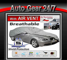 Maserati Quattroporte & Rover 800 Breathable Air Vent Full Car Cover. Carmex4
