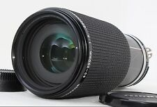 【Excellent+++!!!】 Nikon Zoom NIKKOR 80-200mm f/4 Ai-s AIS Manual Lens from JAPAN