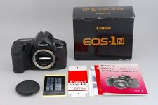 EXC+++++ in BOX Canon EOS-1N 35mm SLR Film Camera from japan #440