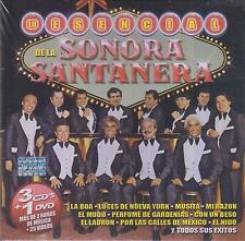 CD - De La Sonora Santanera NEW Lo Esencial 3CD/DVD - FAST SHIPPING !