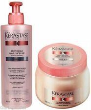 KERASTASE SET OF BOTH HAIR PROTOCOLE SOIN DISCIPLINE 1 and 2, 500ml, 400ml