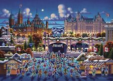 Jigsaw puzzle International Ottawa Canada 1000 piece NEW Made in USA