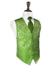Tapestry Satin Tuxedo Vest & Tie