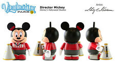 """Disney Vinylmation Park #12 Director Mickey TOPPER only 3"""" figure - NEW"""