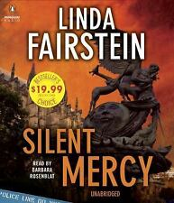 SILENT MERCY BY LINDA FAIRSTEIN - GREAT AUDIO BOOK WITH FREE SHIPPING