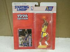STARTING LINEUP- 1996 EDITION- EDDIE JONES- NEW ON THE CARD- L147