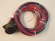 Cable w/ 48 Pin Female Amphenol Connector 18 AWG Wire