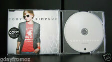 Cody Simpson - On My Mind 1 Track CD Single (No Poster)