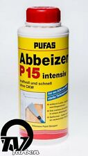 Pufas Abbeizer P15 intensiv 0,75l Entschichter Entlacker Abbeizmittel