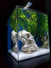 Aquarium Nano Fish Tank, 30 litre. Complete With Led Light and Filter.