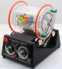 110V Rotary Tumbler Jewelry Polisher machine Polishing Bead cleaner 45W Jewelry