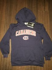 Montreal Canadiens YOUTH X-Large Sweatshirt . Hoodie NEW NHL Subban Boys Girls