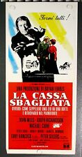 La Cassa Sbagliata locandina poster Caine Mills Cook commedia The Wrong Box