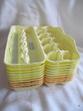 Lot-10 Styrofoam Egg Carton 12 count 1 dozen Large
