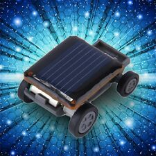 New Mini Solar Powered Racing Car Vehicle Educational Gadget Kids Gift Toy LO