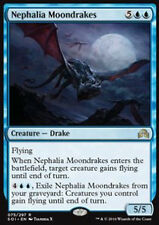 MTG NEPHALIA MOONDRAKES - DRAGHETTI LUNARI DI NEPHALIA - SOI - MAGIC