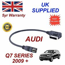 AUDI Q7 4F0051510Q MP3 MEMORY Stick USB AMI MMI Audio Cable