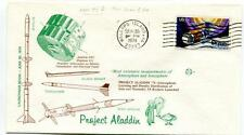 1974 Explorer 51 Project Aladdin Wallops Island Satellite AEC Skylanb SPACE SAT