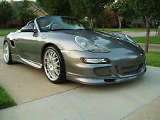 BOXSTER 97-04 GT3 PLASTIC FRONT BUMPER WITH SPOILER UPDATE KIT FOR CARRERA 996