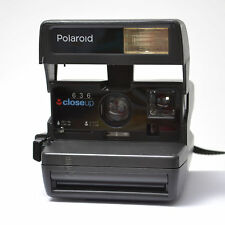 Polaroid 636  Closer up Camera N.506