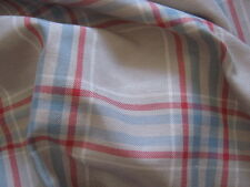Romo fabric checks
