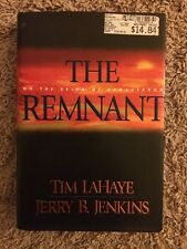 The Remnant on the Brink of Armageddon by Tim LaHaye & Jerry Jenkins 2002 HC/DJ