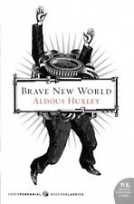 Brave New World by Aldous Huxley, Paperback, 2006, New, Free Shipping