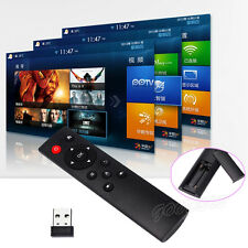 2.4G Wireless USB 2.0 Air Mouse Tastiera Telecomando per PC TV Android Scatola